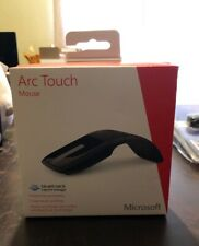 Brand New Microsoft Arc Touch BlueTrack Mouse RVF-00052