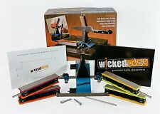 Wicked Edge Precision Knife Sharpener WE100 Sharpening System New