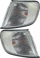 TYC Indicator White Right RH For AUDI 100 Avant 4A C4 S4 4A0953050B