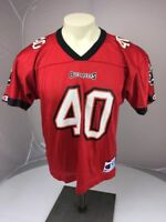 Vtg 90s CHAMPION Tampa Bay Buccaneers Mike Alstott NFL football Youth Jersey XL