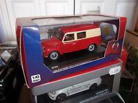 IFA FRAMO V901/2 KASTENWAGEN VAN 1954 RED IST MODELS IST 051 1:43 NEUF EN BOITE