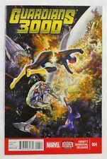 Marvel Comics Guardians 3000 #4 (2015)