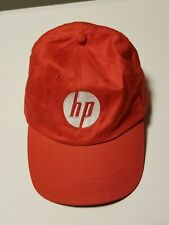 HP Computers Red Adjustable Hat, PC Gaming, Programming