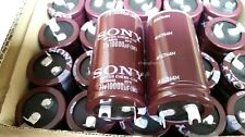 Nippon NCC Audio 85c 71V 10000UF 30*60 electrolytic Capacitor For SONY #G1447 XH