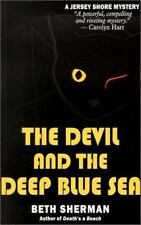 The Devil and the Deep Blue Sea: A Jersey Shore Mystery-ExLibrary