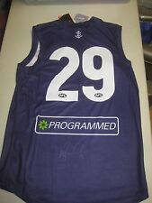 FREO MATTHEW PAVLICH SIGNED #29 BACK OF JERSEY UNFRAMED + PHOTO PROOF + C.O.A