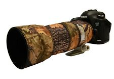 Canon 100 400mm IS MK1 Neoprene Lens protection camouflage cover: Oak camo (IS1)