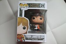 figurine funko pop game of trones tyrion lannister