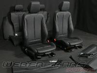 BMW 2er F22 Lederausstattung Leder Sitze Innenausstattung M-Technik Sport seats