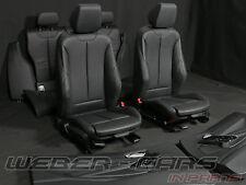 BMW 2er F22 Lederausstattung Leder Sitze Innenausstattung M Technic Sport seats