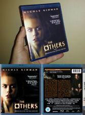 Blu-ray Alejandro Amenabar THE OTHERS Nicole Kidman ghost story OOP Cdn Region A