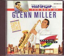 MAX GREGER Plays The Best Of Glenn Miller (Polydor 825 992-2, Germany) IMP CD