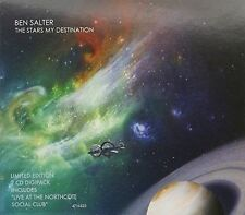 Stars My Destination - 2 DISC SET - Ben Salter (2015 CD Ltd Edition)