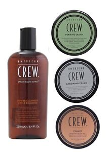 American Crew FORMING or GROOMING Cream, POMADE or POWER CLEANSE SHAMPOO