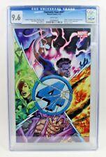 Fantastic Four #587 Marvel Comics, 3/11 CGC Universal Grade 9.6