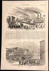 Louisville Kentucky General Buell's Body-Guard 1862 Civil War era print