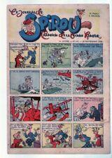 SPIROU  HEBDO N°441 DU 26 SEPTEMBRE 1946