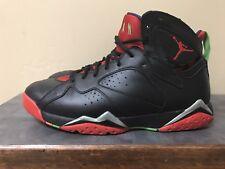Nike Air Jordan Retro OG Original 7 VII Marvin The Martian Raptor Bordeaux Sz 11