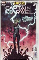 Captain Marvel #18 1st Appearance Lauri-Ell Marvel Comic 1st Print NM 2020