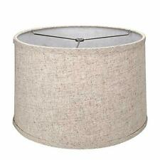 Tootoo Star Brown Lamp Shade Large Drum Lampshade for Chandeliers Floor Light...