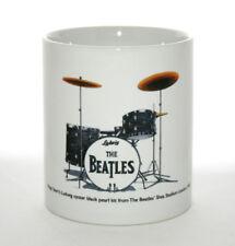Drum Mug. Ringo Starr's Drum Kit from the 1965 Shea Stadium concert.