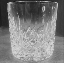 Waterford Crystal Lismore Old Fashioned Flat Tumbler Glass