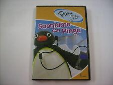 SUONIAMO CON PINGU - DVD SIGILLATO 2008 - ANIMAZIONE
