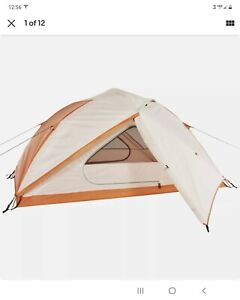 New sealed Ozark Trail 2-Person 4-Season Tent with 2 Vestibules and full fly