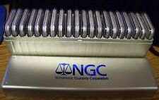 {BJStamps}  1986 -2005  Matched set of 20 NGC MS69 $1 Silver Eagles 1 oz .999.