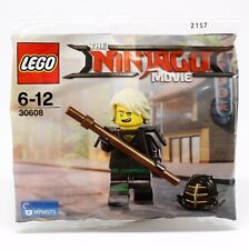 LEGO NINJAGO THE MOVIE LA PELICULA NINJA LLOYD 30608 H7HGT3 NUEVO