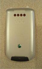 Sony Ericsson Z710i Z710 Oem Battery Door Back Cover (White)