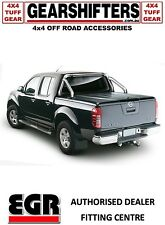 EGR Hard Cover Nissan Navara D40 3 Piece Hard Lids Suits Sports Bar 2006 - 2014