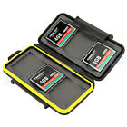JJC Water-resistant Anti-Shock Memory Card Case Holder Protector for 6CF Card
