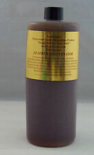 LEATHER CARE LEATHERIQUE RESTORATION REJUVENATOR OIL 32OZ. LEXOL CAR HOME JACKET
