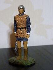 soldat de plomb du Moyen age Homme à pied Castillan , XIVe siècle 1367