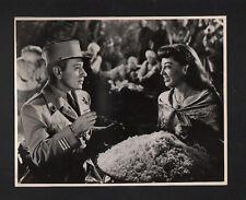 """14 PHOTOS CINEMA """"LA DERNIERE CHARGE"""" 1949"""