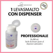LADY VENEZIA - Levasmalto Professionale con DISPENSER