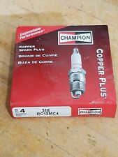 RC12MC4 (#318) Champion Spark Plug-ACURA BMW FORD HONDA VW MAZDA TOYOTA