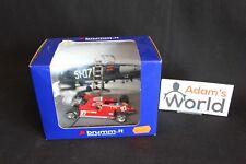Brumm Ferrari 126CK Turbo 1981 1:43 #27 Gilles Villeneuve (CAN) #AS38