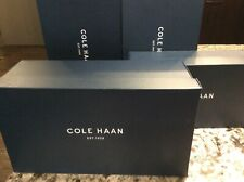 Cole Haan Shoe Boxes Only-Lot FOUR- Two Sizes