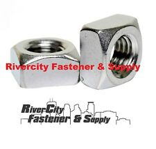 25 14 20 Stainless Steel Square Nuts 14x20 Nut 14 X 20 Coarse Thread