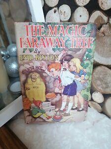 The Magic Faraway Tree by Enid Blyton Hardback Book Newnes.