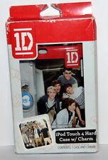 NIB 1D One Direction iPod Touch 4 Hardcase mit Charme - 34.00 $Wert Gerechtigkeit