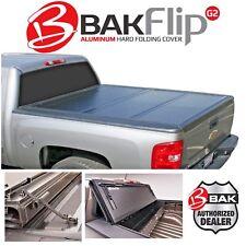 REFURB - BAK BAKFlip G2 Hard Folding Tonneau Cover 14-19 Silverado 1500 5.8' Bed