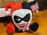 Harley Quinn Justice League Dv Comics Plush Toy 19cm Tall Collectables