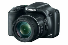 GENUINE. AUTHENTIC Canon PowerShot SX530 HS 16.0-Megapixel Digital Camera, Black