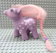 Vintage My Little Pony Baby Love Melody Rare Htf Twice As Fancy First Tooth