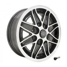 "VW MAGGIOLINO BEETLE KARMANN CERCHIO LARGO 5,5 WIDE WHEEL 15"" JANTE EMPI"