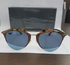 Lunettes soleil Solaire Sunglasses Dior Reflected Dorée/Kaki NEUVE NEW