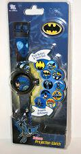 DC Comics Batman Bat Signal Light Beam Projection Watch New NOS 2012 Joker